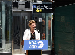 MTA Announces Completion of Four ADA-Accessible Stations