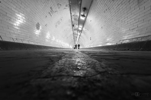 Beneath - Greenwich Foot Tunnel, London, UK
