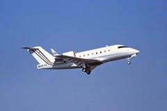 HB-ILL Canadair CL-600 Challenger LTN 04-09-99