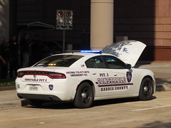 Harris County Constable Dodge Charger
