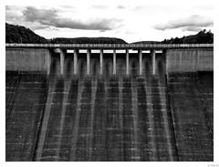 The Rappbode Dam - Rappbodetalsperre.