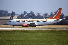 HB-III Boeing 737-300 EasyJet LTN 04-09-99