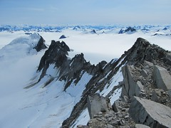 Mount Moore ridge