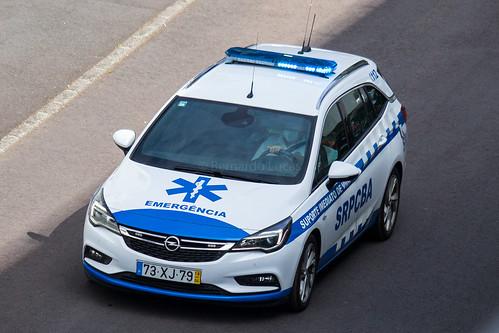 SRPCBA Açores - Opel Astra Sports Tourer