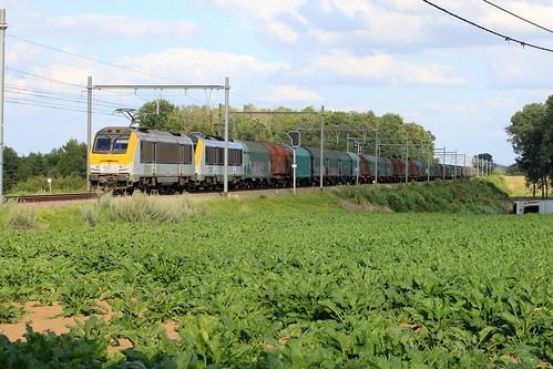 Lineas 1303 - 27 met 34940 Niel Gingelom 28-07-2020