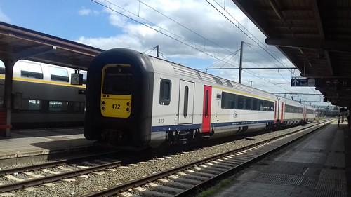 Tournai/Doornik, station