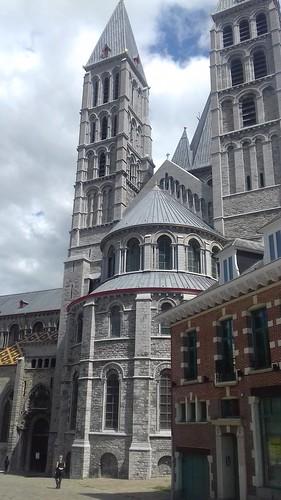 Tournai/Doornik, kerk