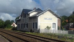 Port le Grand, station