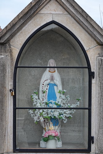 Shrine to Mary @ Vieugy @ Seynod