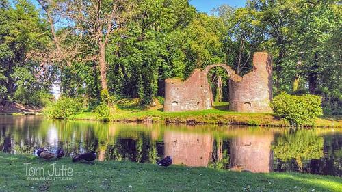 Ruïne Kasteel Toutenburg, Vollenhove, Netherlands - 2929