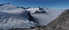 Vaughan-Lewis Icefall in Alaska