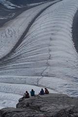 Gilkey Glacier in Alaska