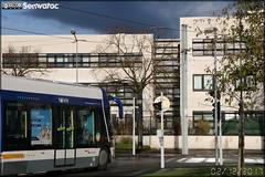 Bombardier TVR (Transport sur Voie Réservée) – Keolis Caen / Twisto