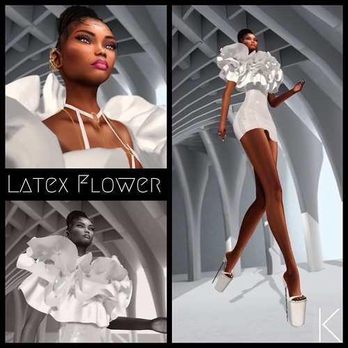 Latex Flower