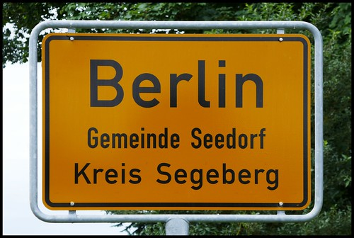 Berlin - Berliner Straße