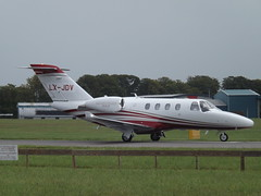 LX-JDV Cessna Citation M2 (Flying Group Luxembourg S A)