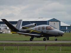 N120RB Cirrus SF-50 Vision G2 (Private Owner)