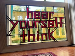 Hear Yourself Think window