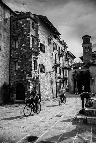 Bicycles in Grado