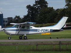 G-POWL Cessna Skylane 182 (Oxford Aeroplane Company Ltd)