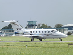 N709EL BeechJet 400A (Donington Aviation Ltd)