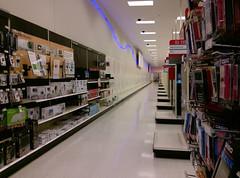 Side wall blank space