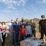 Anillamiento científico en las lagunas de La Guardia (Toledo) 29-7-2020