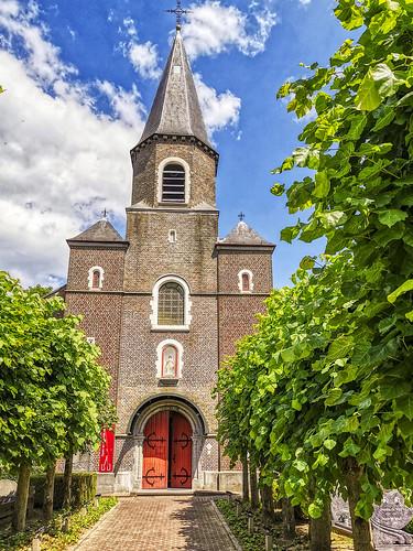 Kerk Deurle -1-