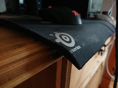 SteelSeries QcK Gaming mouse mat