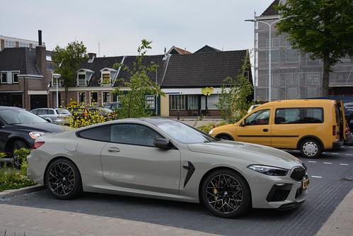 BMW M8 Coupé Competition (F92)