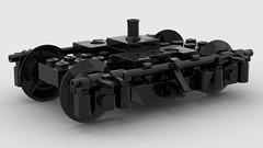 MD41 Drehgestell für meine Umbauwagen