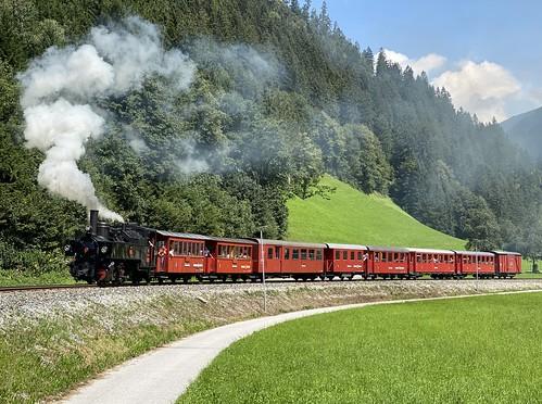 Zillertalbahn Lok 3