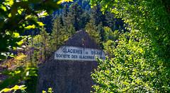 The Glacières de Sylans ice harvesting factory.