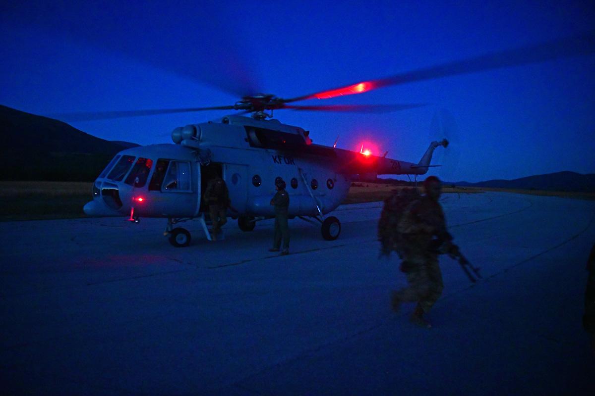 Commando prisegom postali novi pripadnici ZSS-a