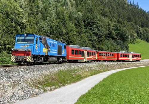 Zillertalbahn D16