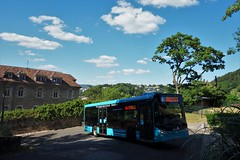 Heuliez Bus GX 127 L n°90  -  Besançon, GINKO