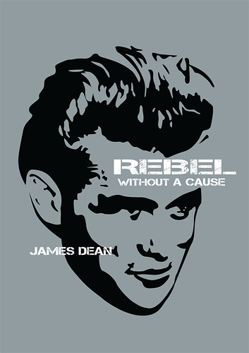 Rebel Without A Cause - Alternative Movie Poster
