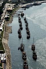 Douro Rabelo's boats