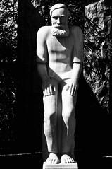 Camilo Pessanha [Poet] (1867-1926) - Francisco Simões[Sculptor] (1946)