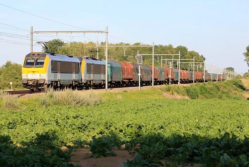 Lineas 1327 - 1303 Niel Gingelom 29-07-2020