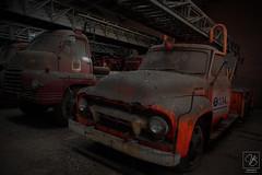Firetrucks.