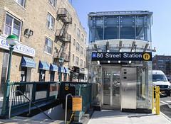 MTA Opens New Elevators at 86 St Station