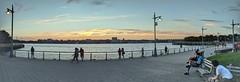 Hudson Waterfront Panorama