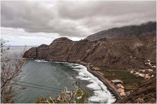 271- PLAYA DE  LA  -LA   GOMERA (Canarias)