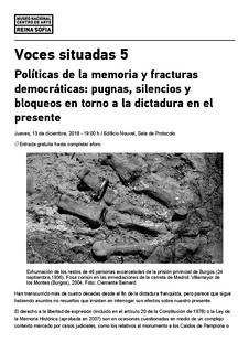 Voces situadas- Museo Reina Sofía