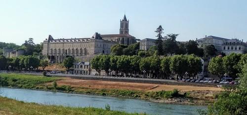 Le prieuré des Bénédictins