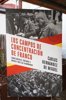 Presentación de Los Campos de Concentración de Franco