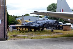 Canadair Silver Star Yorkshire Air Museum