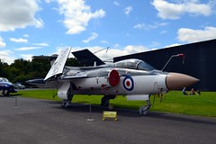 Blackburn Buccaneer S2A Yorkshire Air Museum