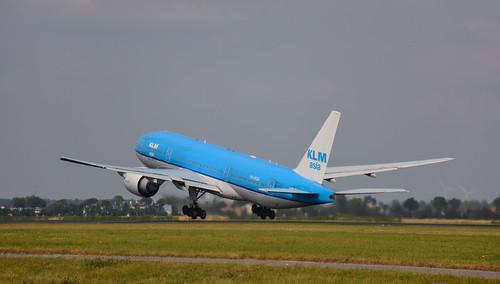 Boeing 777-206(ER) - KLM Asia